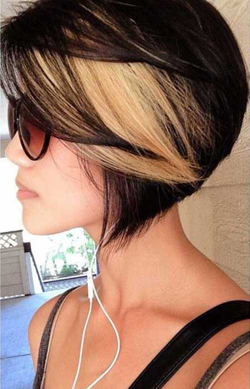 Super Bob Hairstyles With Color Bob Hairstyles 2015 Short Hairstyles Short Hairstyles Gunalazisus