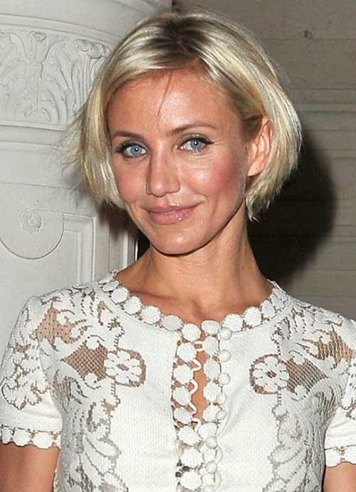 Chic Short Bob Hairstyles