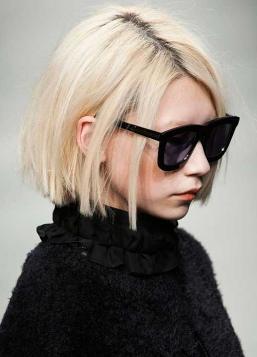 Chic Straight Bob Hairstyles
