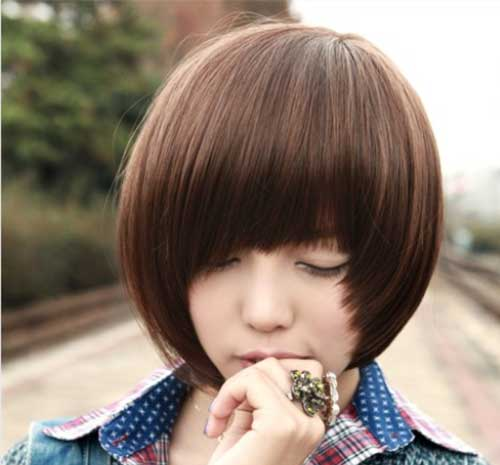 Incredible Chinese Bob Hairstyles 2014 2015 Bob Hairstyles 2015 Short Hairstyle Inspiration Daily Dogsangcom