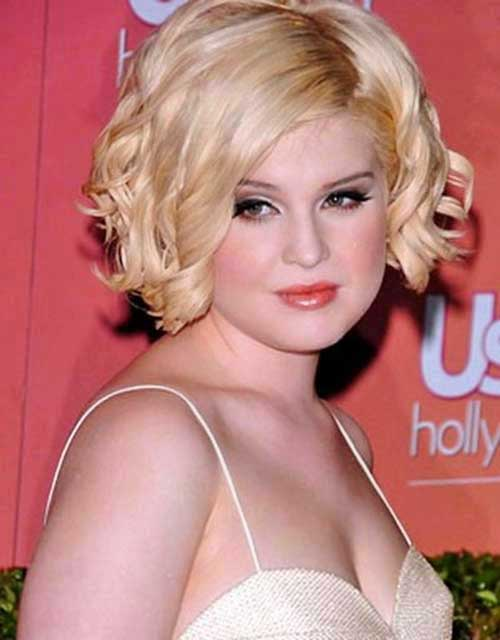 Sensational 15 Best Bob Haircuts For Round Faces Bob Hairstyles 2015 Short Short Hairstyles Gunalazisus