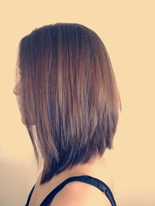 Inverted Straight Nice Bob Haircuts