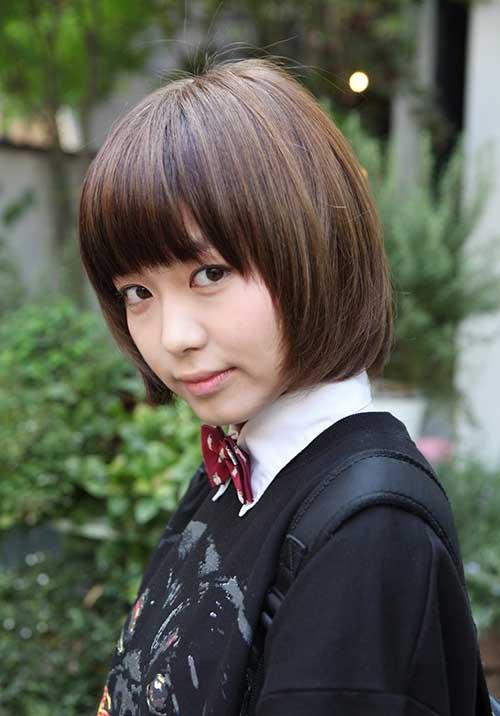 Amazing Japanese Bob Haircuts Bob Hairstyles 2015 Short Hairstyles For Hairstyles For Men Maxibearus