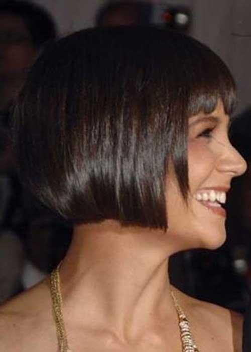 Outstanding 25 Katie Holmes Bob Haircuts Bob Hairstyles 2015 Short Short Hairstyles Gunalazisus