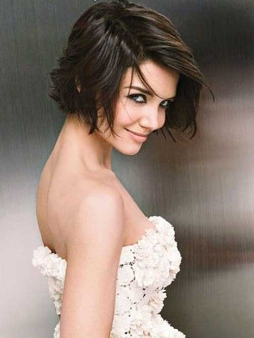 Awesome 25 Katie Holmes Bob Haircuts Bob Hairstyles 2015 Short Hairstyle Inspiration Daily Dogsangcom