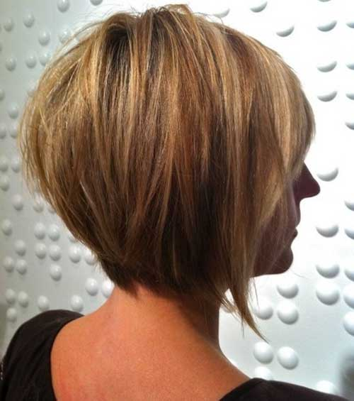 Incredible 10 New Bob Hairstyles Bob Hairstyles 2015 Short Hairstyles For Short Hairstyles Gunalazisus