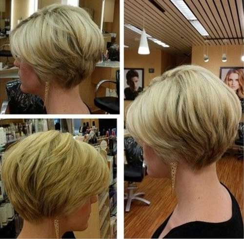 Nice Short Bob Cut Ideas