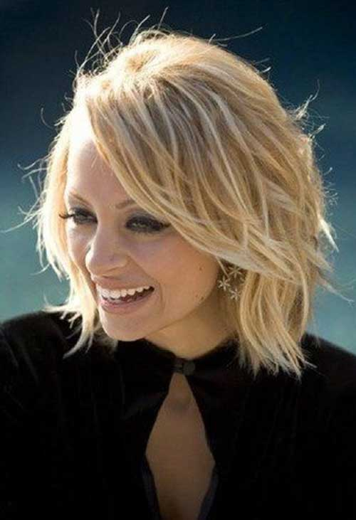 Nicole Richie Nice Bob Hair Idea