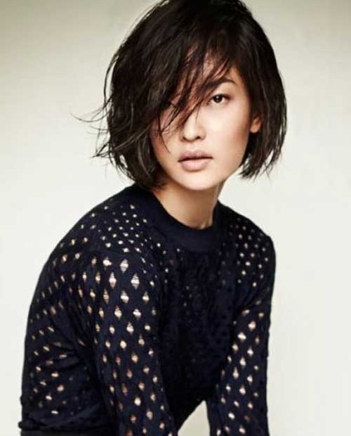 Short Bob Cut Best Straight Hairstyles