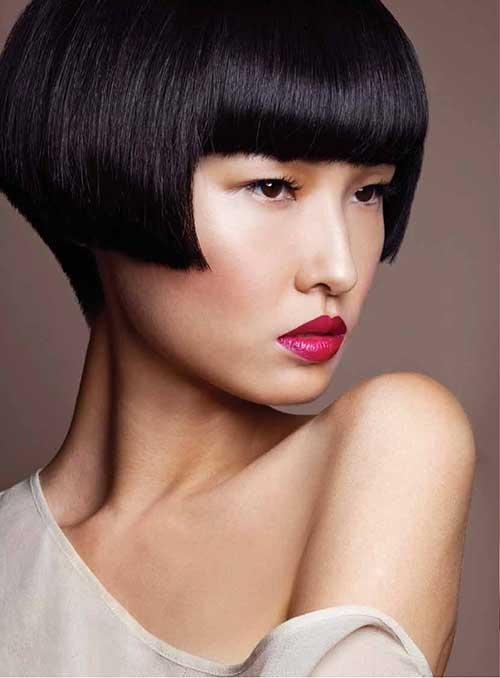 Fantastic Chinese Bob Hairstyles 2014 2015 Bob Hairstyles 2015 Short Hairstyle Inspiration Daily Dogsangcom