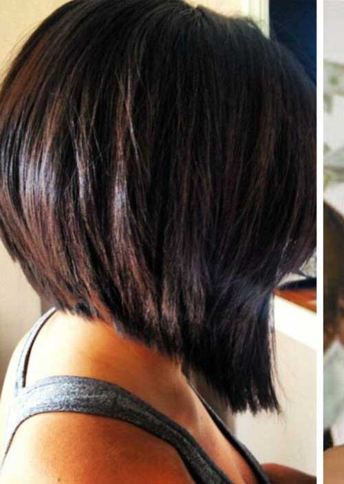 Awesome 20 Inverted Bob Back View Bob Hairstyles 2015 Short Hairstyles Hairstyle Inspiration Daily Dogsangcom