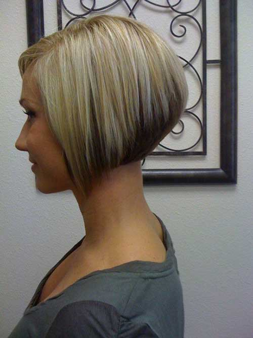 20 Inverted Bob Haircut | Bob Hairstyles 2015 - Short Hairstyles for ...