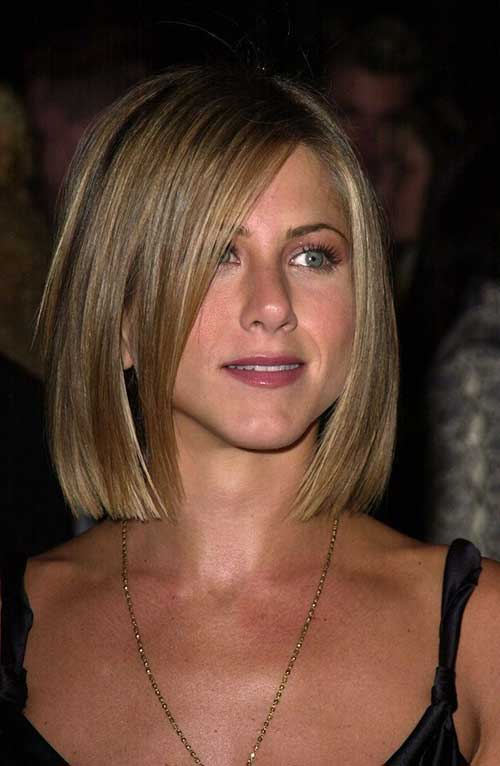 Jennifer Aniston Bob Haircut-12