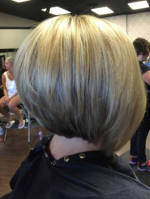 concave bob back view of stacked bob haircut trendy 20 inverted bob back view bob hairstyles 2018 short