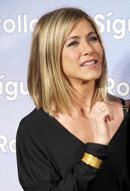 Jennifer Aniston Bob Haircut-13