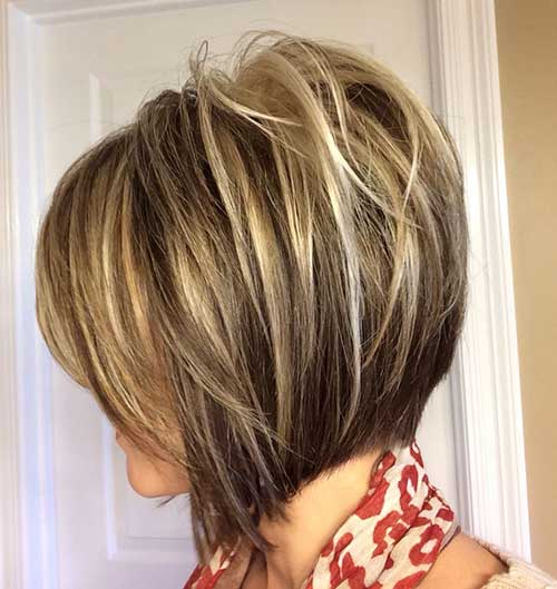 20 Inverted Bob Back View | Bob Hairstyles 2017 - Short ...