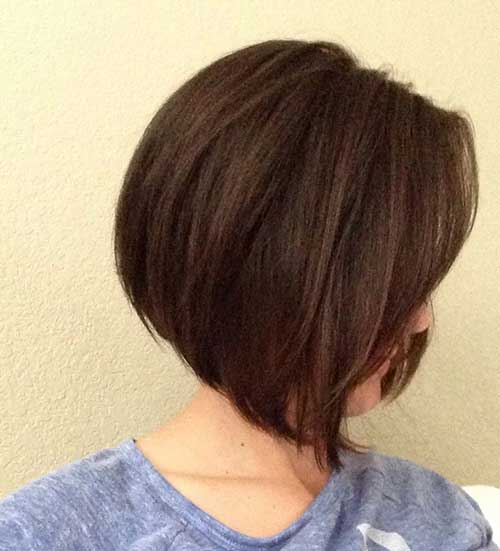 Aline Red Bob Hair Cut Pictures