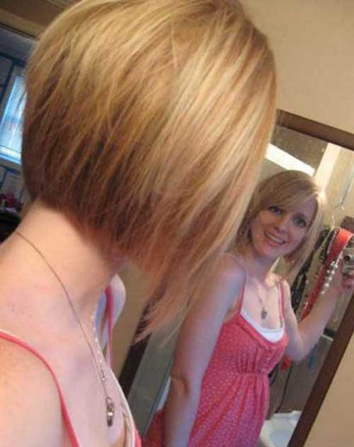 Outstanding 25 Back View Of Bob Haircuts Bob Hairstyles 2015 Short Hairstyles For Women Draintrainus