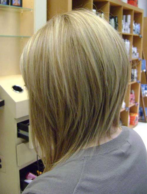 Swell 25 Back View Of Bob Haircuts Bob Hairstyles 2015 Short Hairstyles For Women Draintrainus