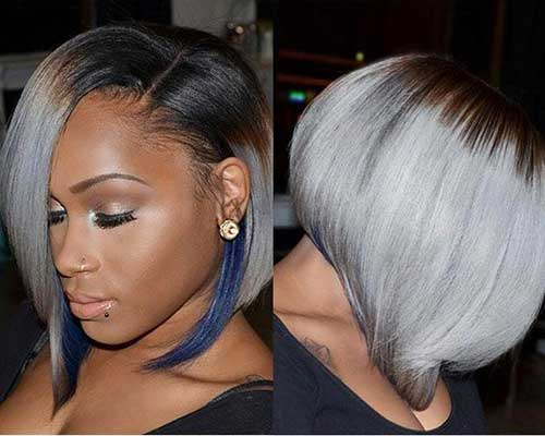 Cool Bob Hairstyles Black Women