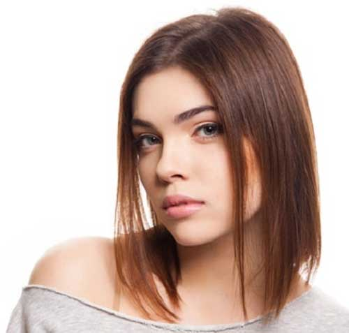 Astonishing 10 Best Stacked Bob Fine Hair Bob Hairstyles 2015 Short Hairstyles For Women Draintrainus