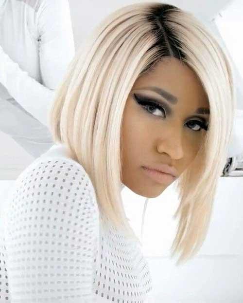 Incredible 15 Nicki Minaj Bob Hairstyles Bob Hairstyles 2015 Short Short Hairstyles Gunalazisus