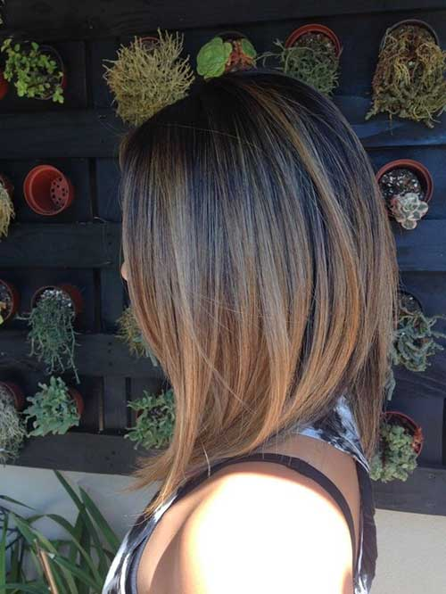 Bobbed Hairstyles for Thick Straight Hair