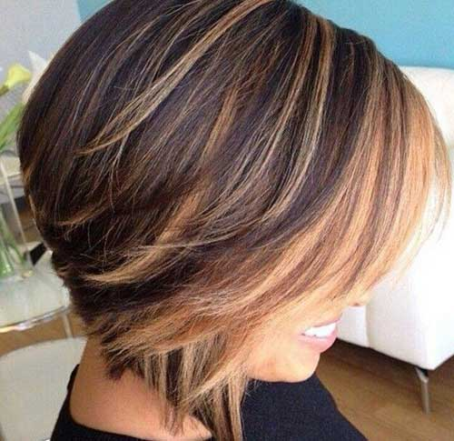 Casual Bob Hairstyles for 2014-2015