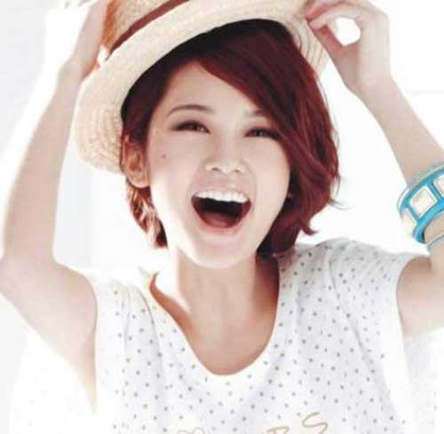 Chinese Style Bob Haircuts Images