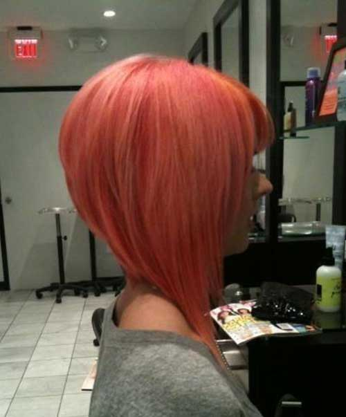 Cool Angled Bob Hairstyles Ideas Pictures