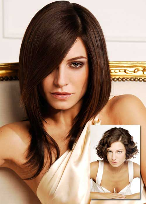 Cool Long Bob Hairstyles for Thick Hair