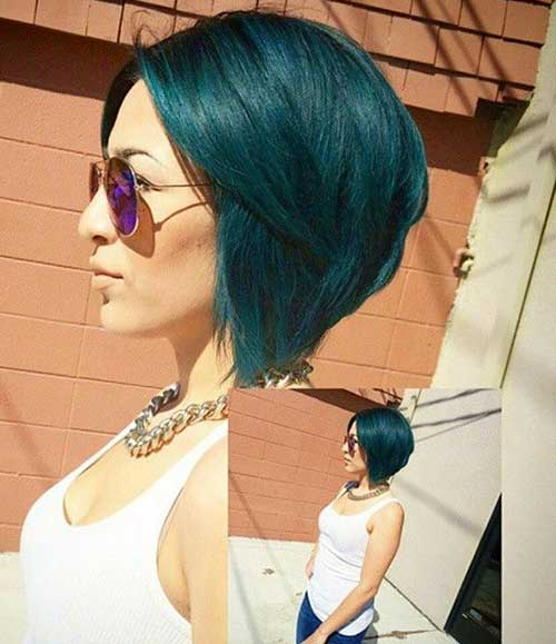 Different Inverted Short Bob Hairstyles