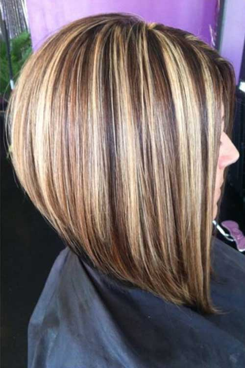 Highligthed Bobs Cut Ideas 2014