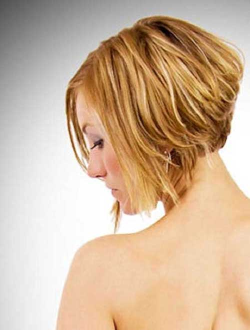 New Inverted Bob Thick Hairstyles