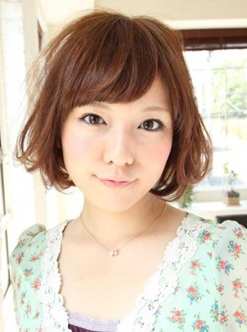 Japanese Lovely Bob Haircuts