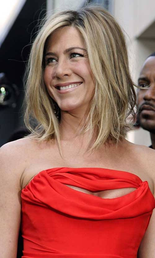 Best Jennifer Anniston Long Bob Ideas