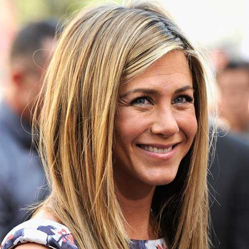 Jennifer Anniston Long Bob Ideas
