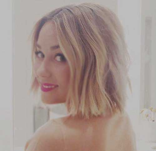 Best Lauren Conrad Bob Haircut