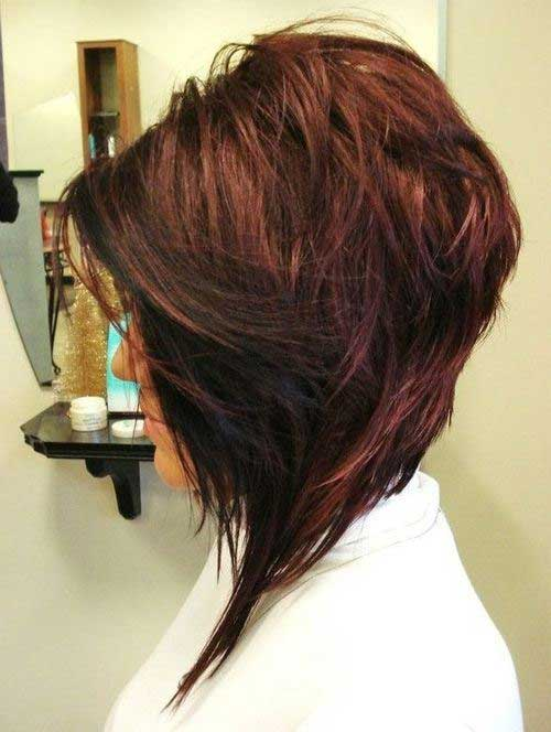 Angled Bob Haircut Pictures | Bob Hairstyles 2015 - Short Hairstyles ...