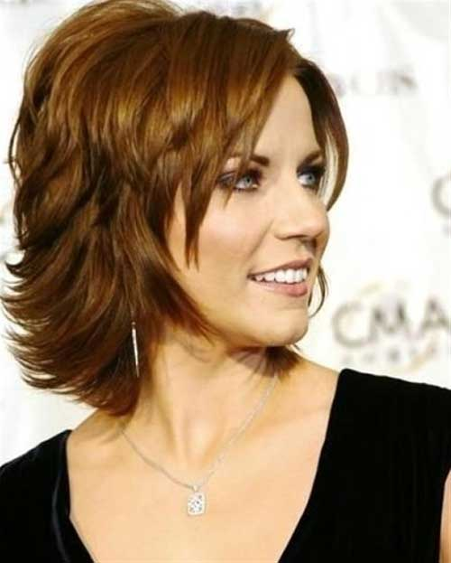 Prime Layered Bob Hairstyles For Over 50 Bob Hairstyles 2015 Short Hairstyle Inspiration Daily Dogsangcom