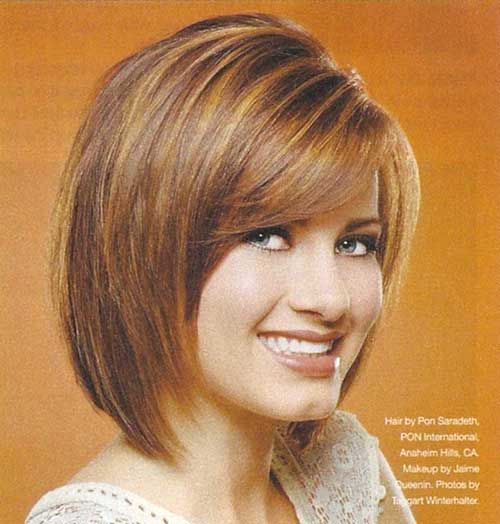 hairstyles layered bob - photo #38
