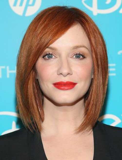 Medium Length Nice Bob Haircuts