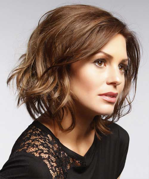 20 new medium wavy bob hairstyles bob hairstyles 2018