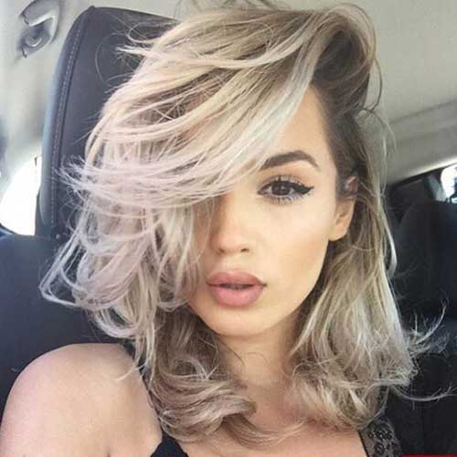 15+ Best Messy Bob | Bob Hairstyles 2017 - Short Hairstyles for Women