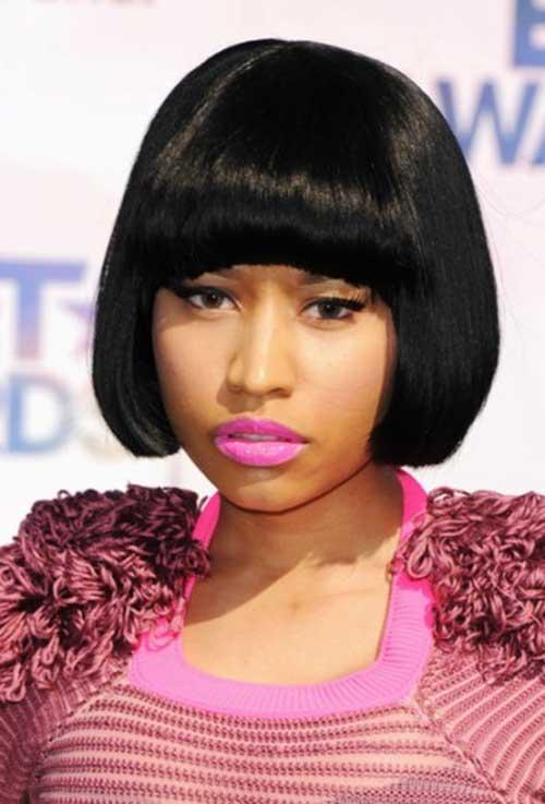 Remarkable 15 Nicki Minaj Bob Hairstyles Bob Hairstyles 2015 Short Short Hairstyles Gunalazisus