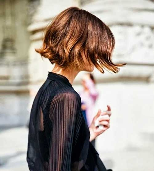 Perfect French Bob Haircut Style