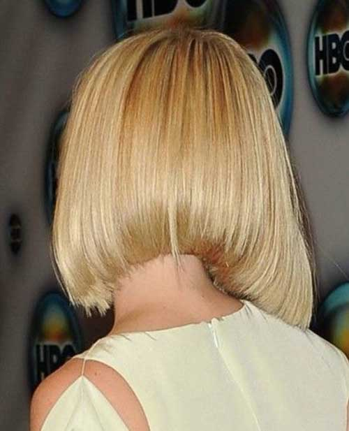 Photos of Inverted Bob Haircuts