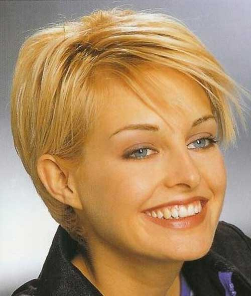 Short Pixie Bob for Fine Hair Style 2014