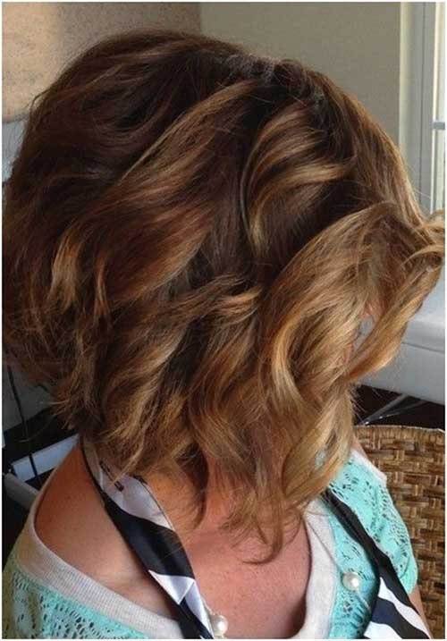 Stacked Bob Styles Ideas 2014