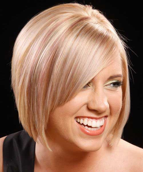 Strawberry Blonde Bob Cut Ideas